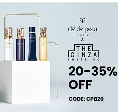 iMomoko:20% OFF (CPB,The Ginza)