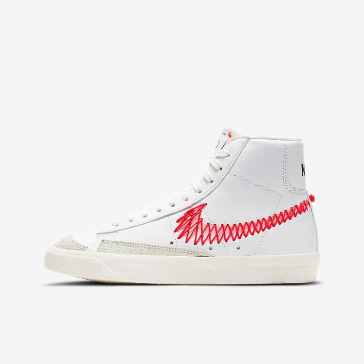 Nike 耐克 Blazer Mid '77 BG 大童款运动鞋