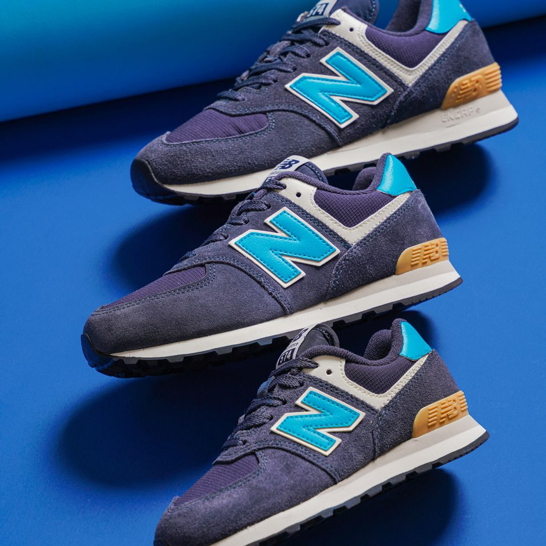 New Balance美国官网:新百伦经典574球鞋