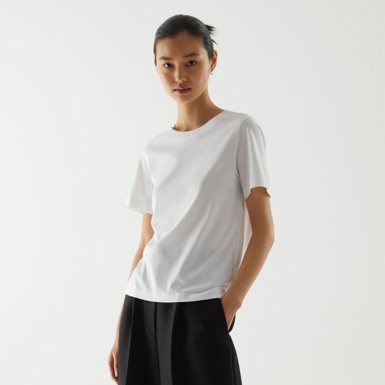 COS REGULAR FIT T-SHIRT