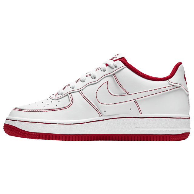 NIKE AIR FORCE 1 '07 STITCH CASUAL SHOES