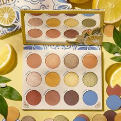 【无门槛国际免邮+高返】ColourPop 卡拉泡泡 新品 limoncello 柠檬盘