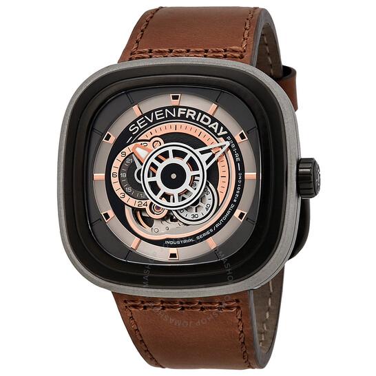Sevenfriday 北欧小众轻奢设计款腕表