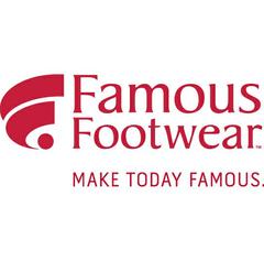 Famous Footwear:折扣区更新