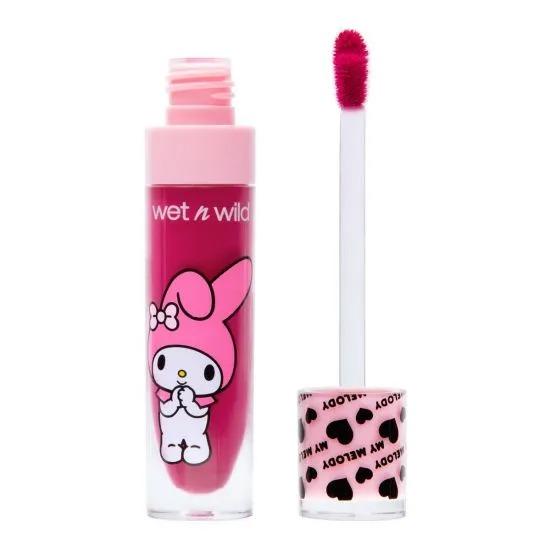 Wet n Wild My Melody Liquid Matte Lip Color- Sweetie Pie
