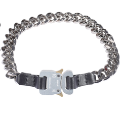 【7.4折】1017 ALYX 9SM Buckle Chain Necklace 锁扣手链