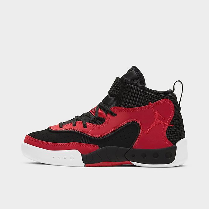JORDAN PRO RX 童鞋 黑红 篮球鞋