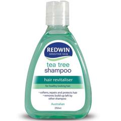 【包税直邮】Redwin 天然茶树油洗发水 无硅 250ml