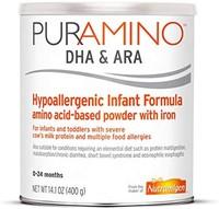【亚马逊海外购】Mead Johnson美赞臣 PurAmino 1段 美版氨基酸防过敏婴幼儿配方奶粉400g