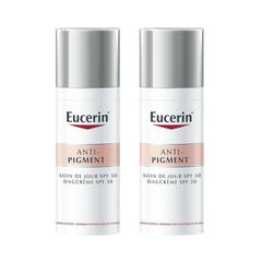 【2件装】Eucerin 优色林 抗色素防晒日霜 SPF30 50ml*2