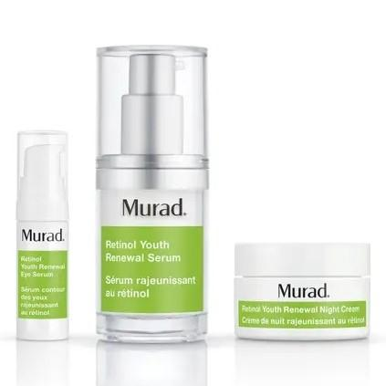 Murad Ready Radiant Retinol Kit