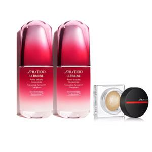 Shiseido 资生堂 红腰子 50ml*2+高光套装 $110(约711元)
