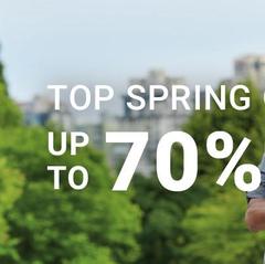 MountainSteals官网:春季户外运动装备低至