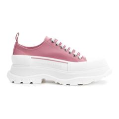 【急速断码中】ALEXANDER MCQUEEN 厚底鞋 粉色