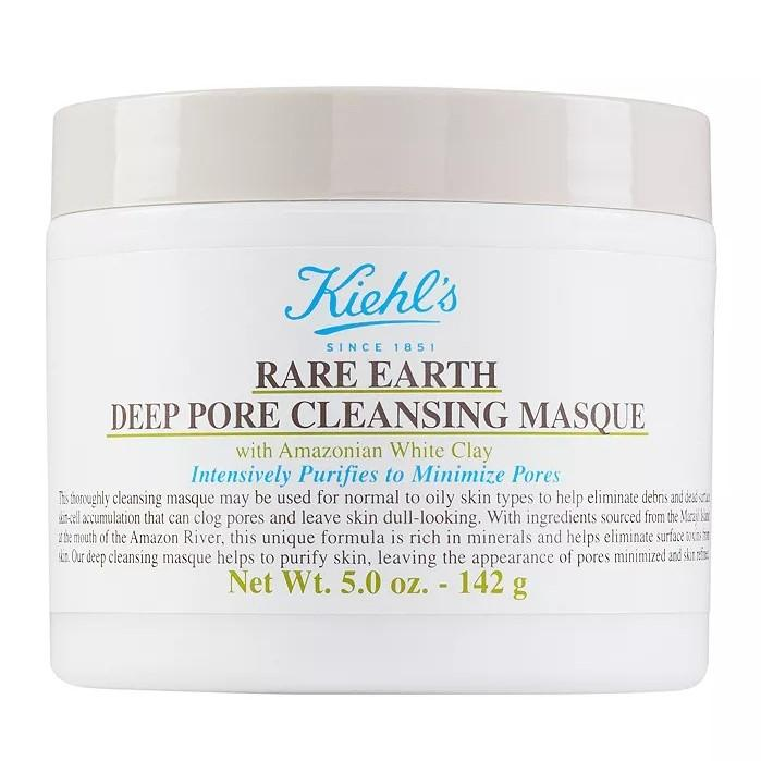 Kiehl's Rare Earth Pore Cleansing Masque 5 oz.