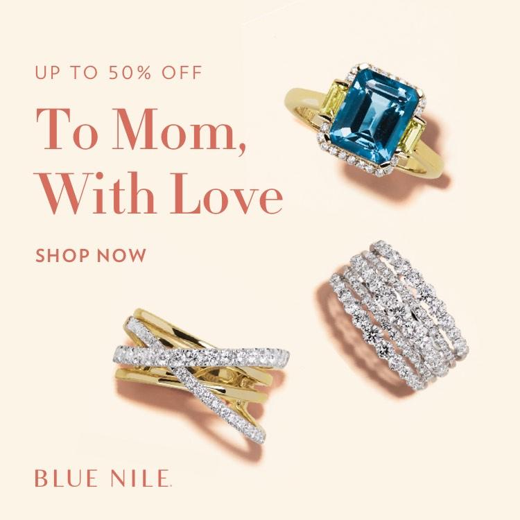 Blue Nile 中国官网:母亲节大促专场