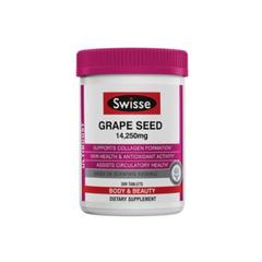 【包税直邮】Swisse 澳洲葡萄籽精华 300粒(天然抗氧化)