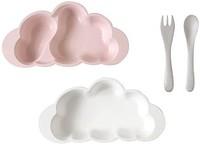 Hoppetta 10mois 云朵婴儿辅食餐具套装