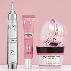 No7 Beauty US:全场精华、日霜、夜霜