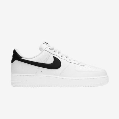 Nike Air Force 1 '07 男士 黑白 少量现货