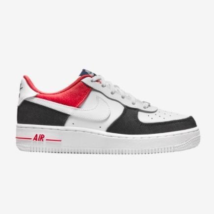 Nike Air Force 1 LV8 大童 白蓝红 少量现货