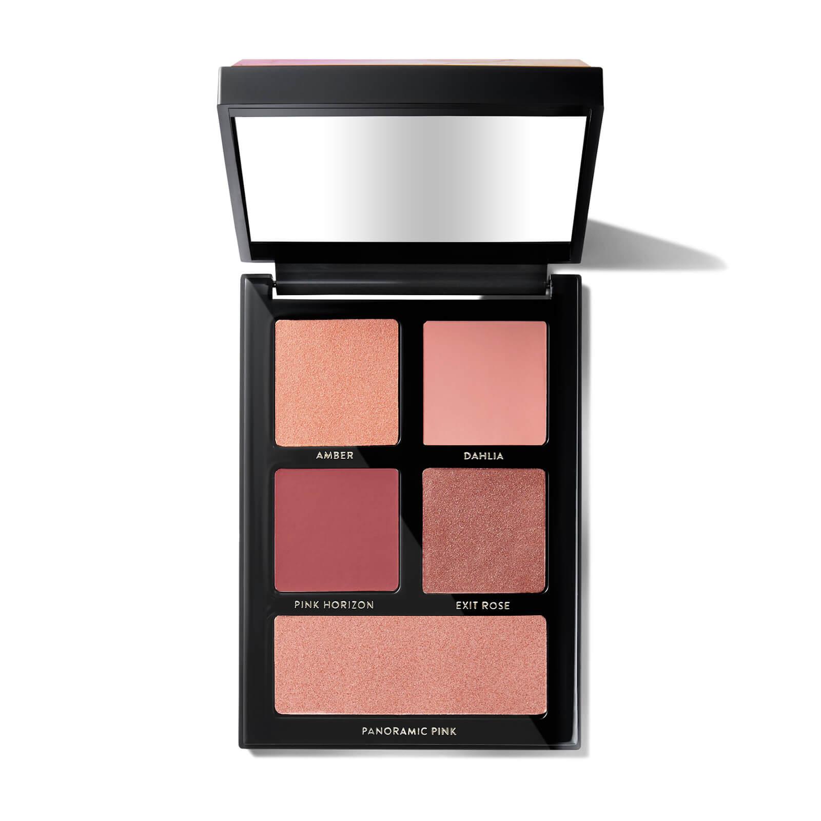 Bobbi Brown 新品限定 天空之景5色眼影盘#Panoramic Pink