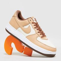 Nike Air Force 1 '07 Low QS 棕褐 橡树果配色 码全