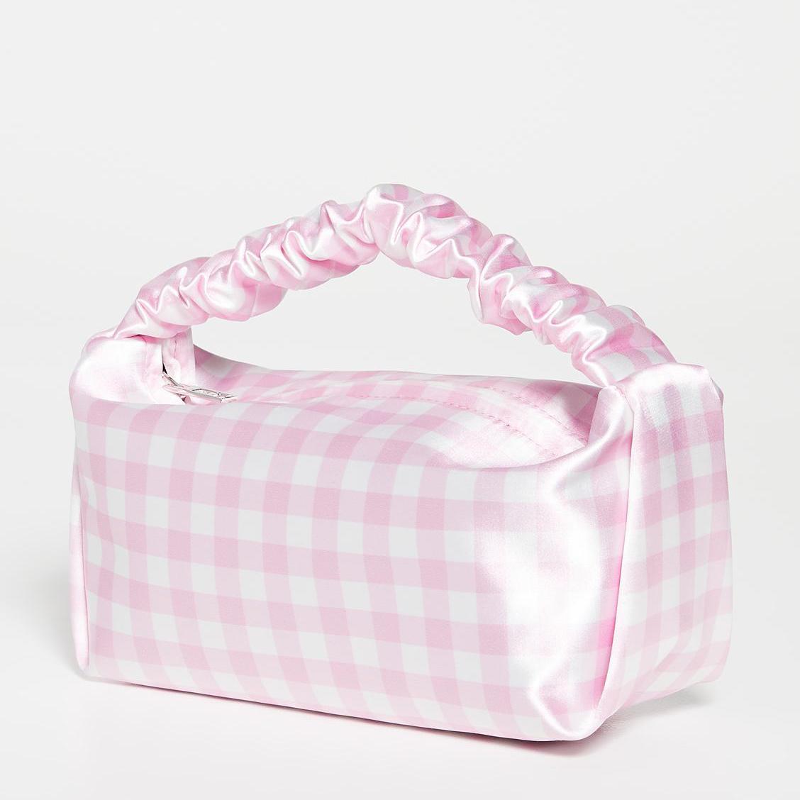 【定价优势+直邮】Alexander Wang 21新款丝绸饭盒包