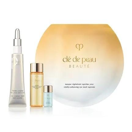 CLE DE PEAU Beauté Eye Contour Balm Anti-Wrinkle Set