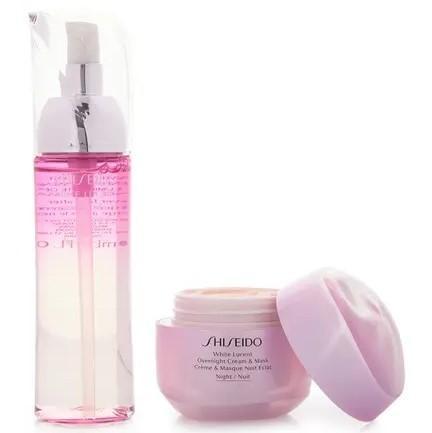 Shiseido Ginza Tokyo Cream Mask Infuse Bundle - 2-Piece Set