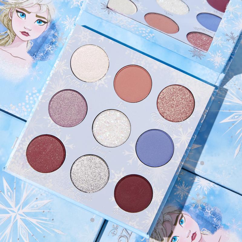 ColourPop elsa shadow palette