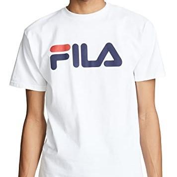 Fila Printed LOGO T-Shirt