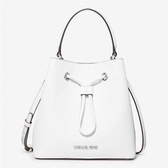 MICHAEL KORS Suri Medium Saffiano Leather Crossbody Bag