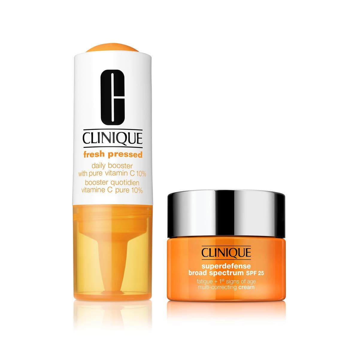 CLINIQUE Fresh Pressed 7-Day Recharge System