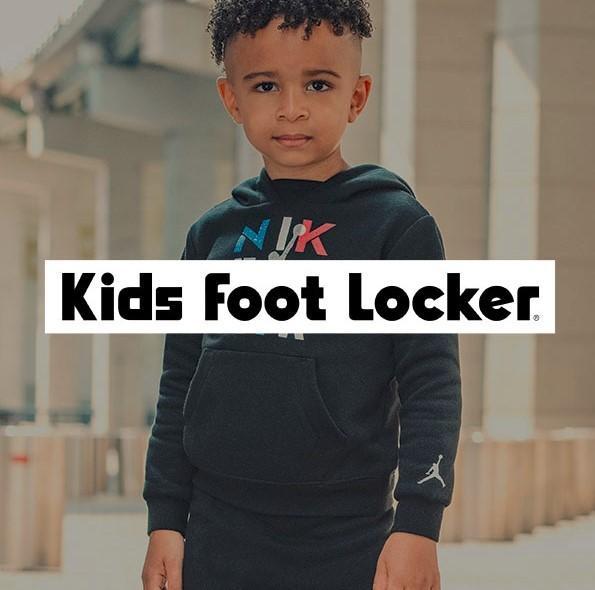 Kids Footlocker官网:折扣区上新