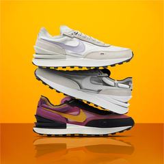 Foot Locker CA官网:全新 Nike Waffle One 经典夏季透气运动鞋