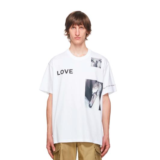 Burberry LOVE系列T恤 BUG价 3.1折