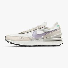 Nike Waffle One 女子 灰紫 运动鞋 码全 多色