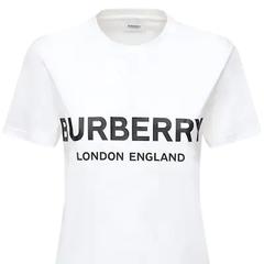 【变相5.6折】Burberry 字母logo基础T