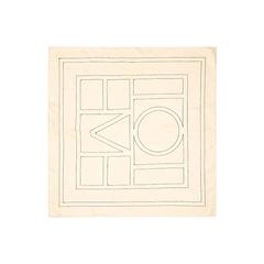 【两件8.5折】TOTÊME LOGO丝质方巾