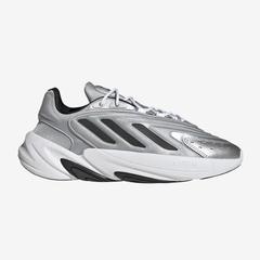 adidas Originals Ozelia 女士 银黑 休闲鞋 少量现货