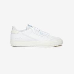 【5折+满2件享额外8折】adidas Originals Continental Vulc x Unity 男/女 纯白 低帮休闲鞋 少量现货