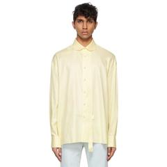 【3.6折】ADER ERROR 黄色 Belk 男士 衬衫