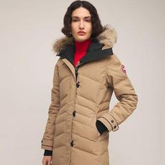 BUG价!【变相6折】Canada Goose加拿大鹅 lorette羽绒服