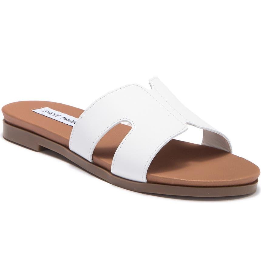 STEVE MADDEN Hoku Slide Sandal