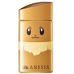 涨积分!【日亚】2021版 资生堂 ANESSA安耐晒 伊布款小金瓶防晒霜 60ml