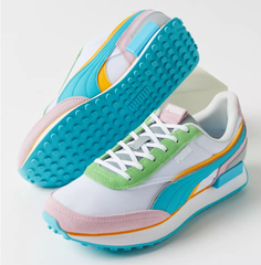 【5折】 Puma Future Rider 拼色运动鞋