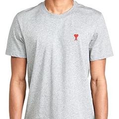 Ami De Coeur 灰色 LOGO 短袖T恤 8.5折+高返10%