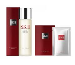 【6折】SK-II 畅销组合套装 神仙水 230ml+前男友面膜 10片