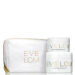 【7.8折】LF英站:EVE LOM 卸妆膏300ml超值套组(100ml正价£55)